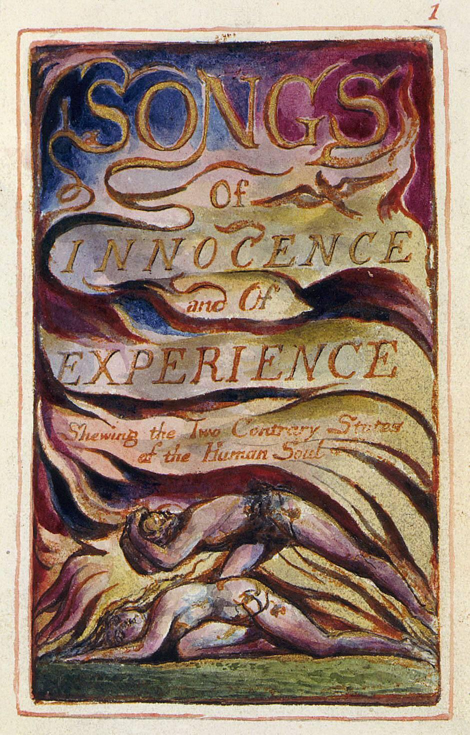 El pequeño vagabundo. William Blake