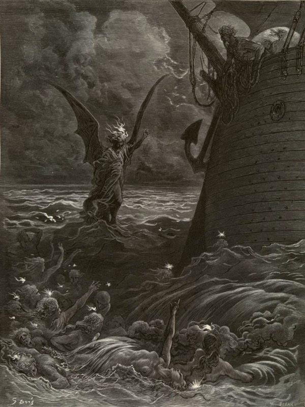Part Ii Rime Of The Ancient Mariner Samuel Taylor Coleridge