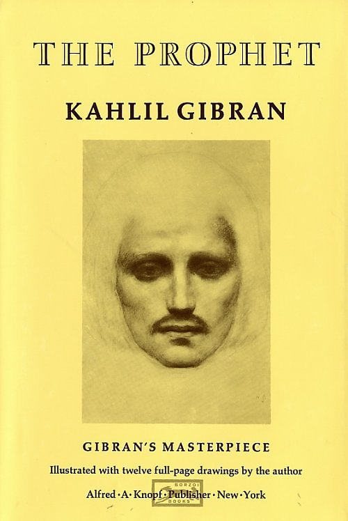 The Prophet by Khalil Gibran