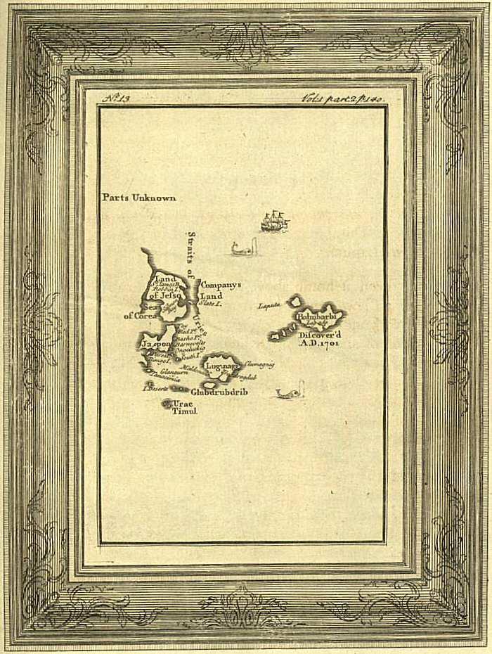 a voyage to laputa