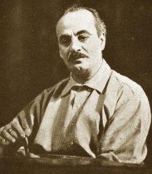 Gibran in 1931.