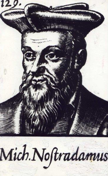 Nostradamus <4umi word