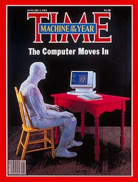 "The ""Machine of the Year,"" 1982"